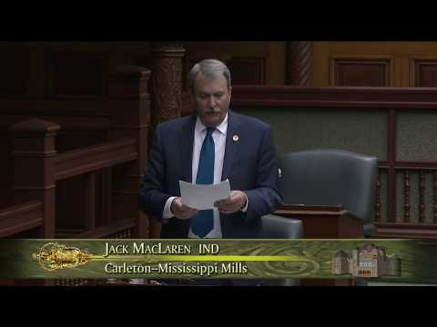"Trillium Party,Jack MacLaren ""You Can't Withdraw the Truth"" - Ejection Feb 22 2018  Part 2"