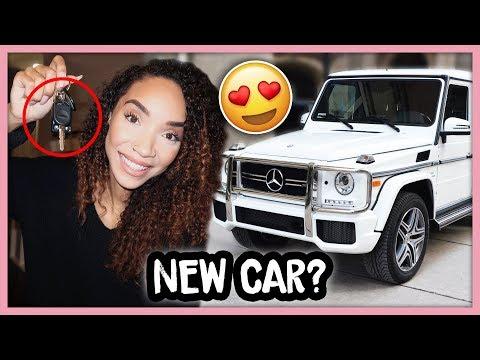 I'm Buying a G-Wagon?! | New Car Shopping!