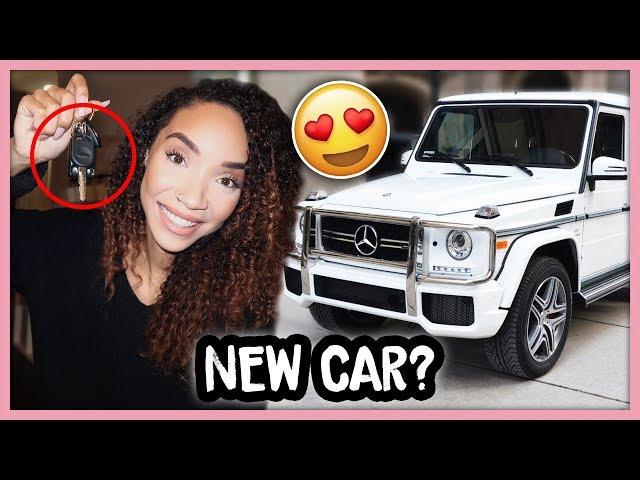Im Buying a G-Wagon?!   New Car Shopping!