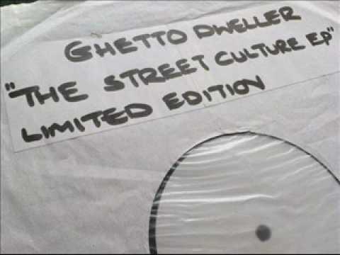 Ghetto Dweller - Street Culture EP - Richard Purser old skool garage