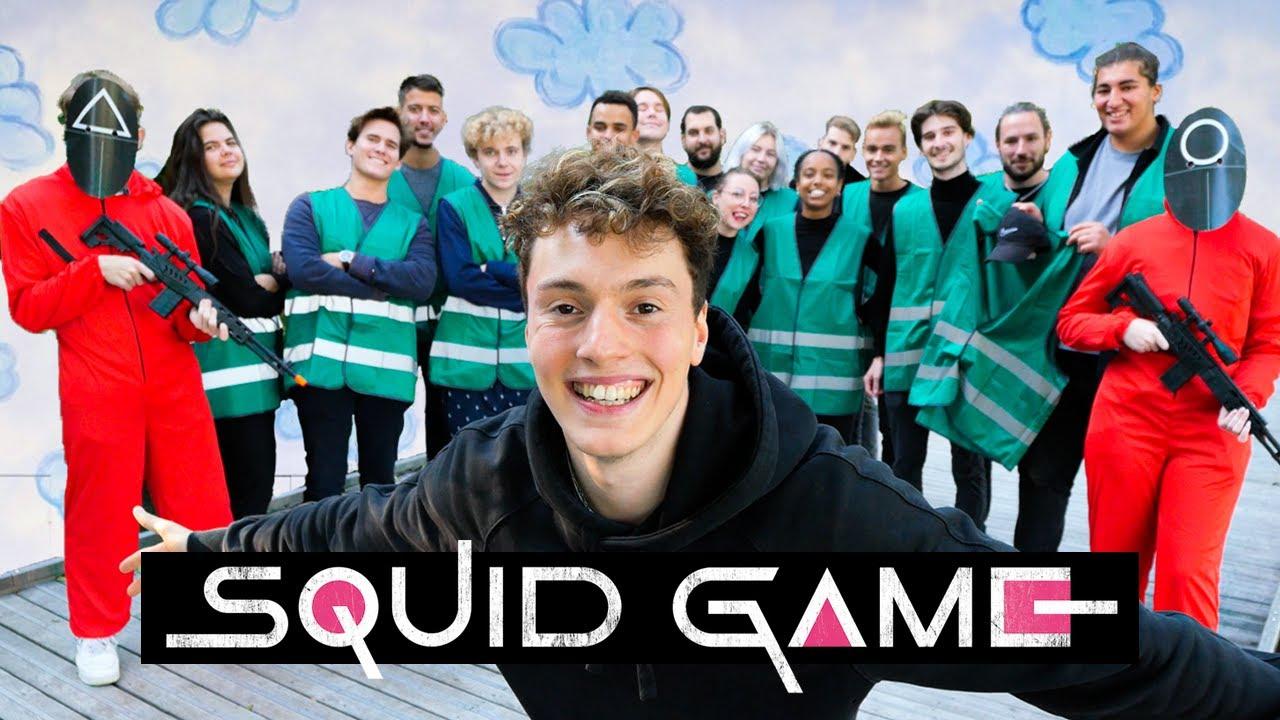 Download SQUID GAME DANS LA VRAIE VIE (500€ à gagner)