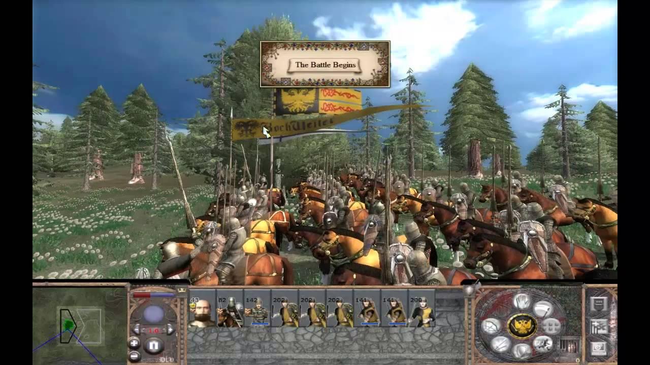 Medieval II Total War - Deus lo Vult - YouTube