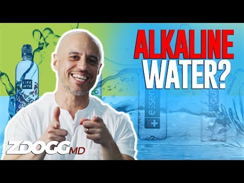 Drinking Alkaline Water Is Dumb | A Doctor Reacts To Stupid Health Fads