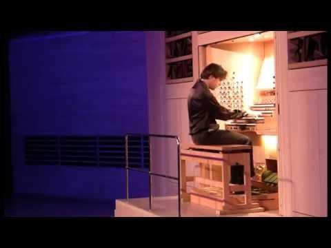Raul Prieto Ramirez in Moscow International House of Music