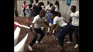 Madam Boss Dancing to Jah Prayzah Dangerous Hokoyo