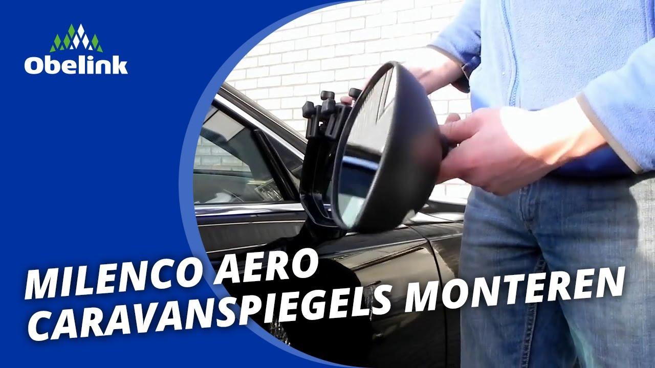 Easy Mirror Caravanspiegel Defa.Obelink Assembly Instructions Milenco Aero Towing Mirrors