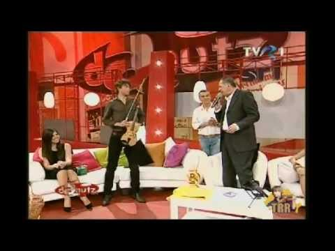 "Alexander Rybak and Paula Seling at ""Danutz srl"" show, 3.06.2012 (FULL)"