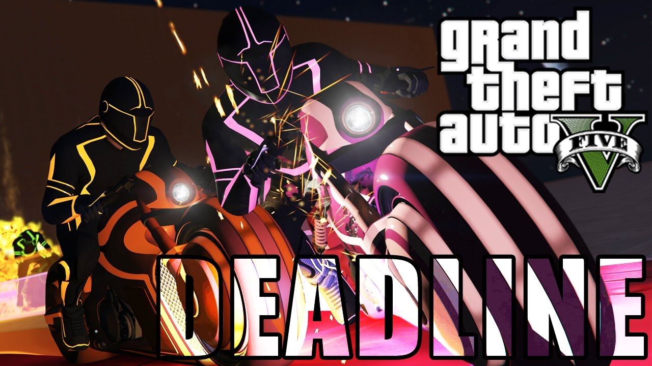 how to get 100000 deadline gta 5 online