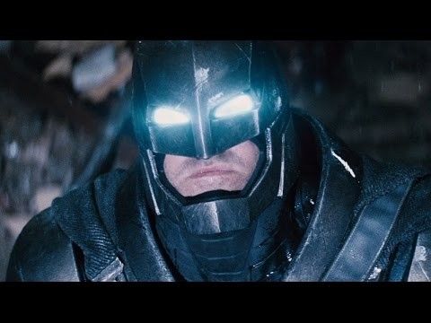 Ben Affleck's Batman with The Dark Knight Returns Theme [HD]
