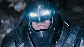 Ben affleck's batman with the dark knight returns theme [hd]