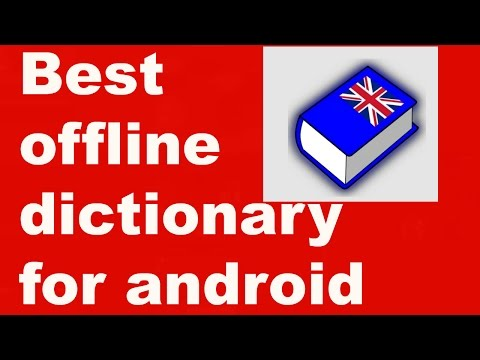 Best Offline Dictionary For Android In Hindi