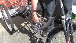 Trikes New Zealand; Tricycles; Trikes disability; Trikes mobility