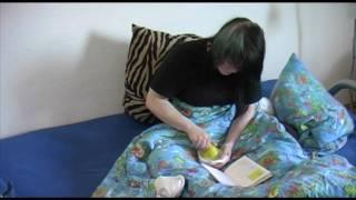 KiKi. K. leidet unter dem Cirtus Limon Ausquetschus Syndrom - Reportage