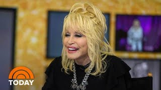 Dolly Parton Talks 'Dumplin'' And Her Impact On Fans | TODAY