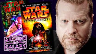 Star Wars Revenge of the Sith Author, Matthew Stover LIVE