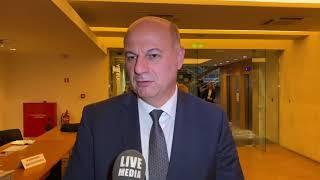 Κώστας Τσιάρας Υπουργός Δικαιοσύνης