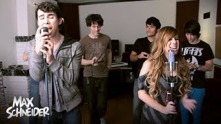 """Payphone"" - Maroon 5 (Max Schneider (MAX) and Avery iPhone cover)"