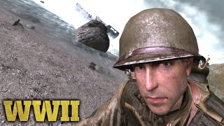 Call of Duty 2 Most EPIC Campaign Moments