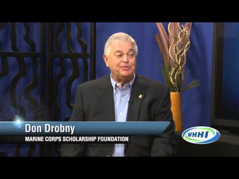 TALK OF THE TOWN | Marine Corps Scholarship Foundation | 4-7-2015 | Only on WHHI-TV