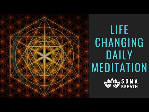 Morning Gratitude Breath Meditation - Be Your Best Self Every Day With Soma Breath