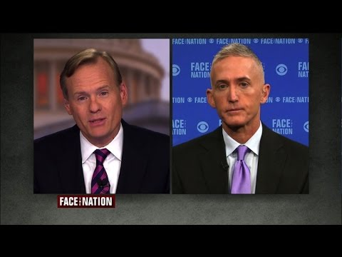 """Rep. Gowdy: GOP colleagues not on Benghazi committee should """"shut up"""""""