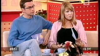 Стас Михайлов на 5 канале Июнь 2006