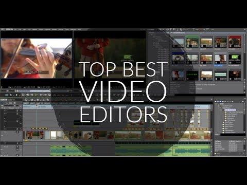 Top Best Video Editors -- Latest Video Editors