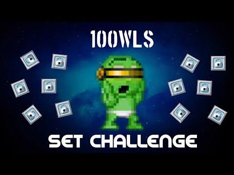 Download Pixel Worlds | 100wls set challenge!