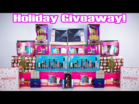 MASSIVE HOLIDAY SETS GIVEAWAY - 2 WINNERS! OPEN INTERNATIONALLY