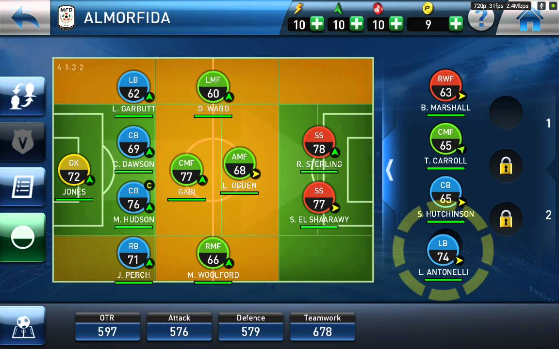 pes club manager download ios