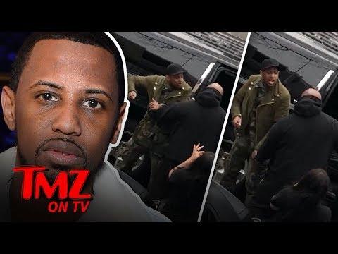 The Fabolous Fight Video! | TMZ TV