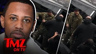 The Fabolous Fight Video! | TMZ TV