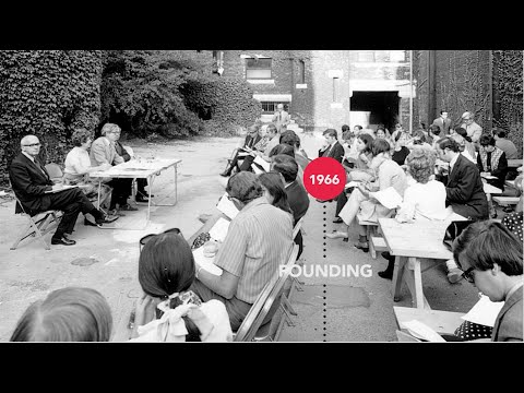 50 Year History of the Chicago Architecture Foundation