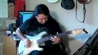 Andy James Guitar Academy Dream Rig Competition - Thiago Trinsi