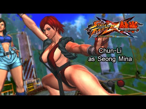 chun-li-as-seong-mina---street-fighter-x-tekken