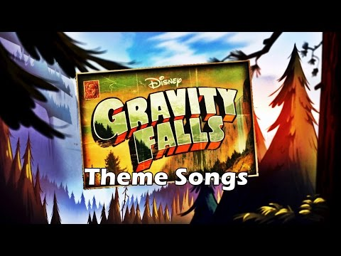 Gravity Falls Theme Song  Variations