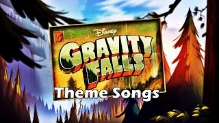 Repeat youtube video Gravity Falls Theme Song  Variations