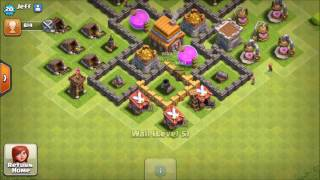 Clash of Clans - CoC - The story of Jeff (the best clan member to ever grace us)