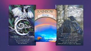 Intuitive Reading For COVID19. | OMG Power Animals are Dragon AND Raven | (March 15, 2020)