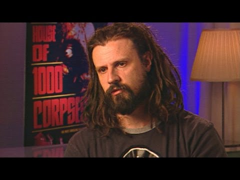 'House Of 1000 Corpses' Rob Zombie Interview