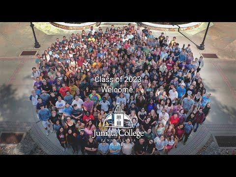 Welcome, Juniata College Class Of 2023