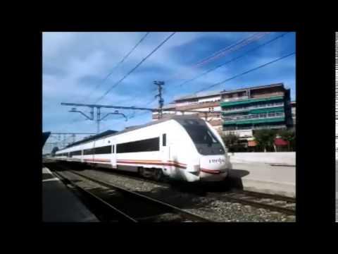 Refrito de trenes 2014. Renfe, Euskotren, FGC,Talgo SNCF