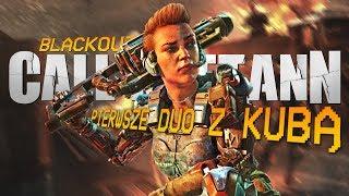 PIERWSZE DUO Z KUBĄ - Call of Duty Blackout (PL) #4 (BO4 Blackout Gameplay PL)