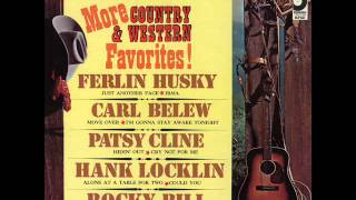 Hank Locklin - Alone At A Table For Two