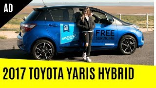 TOYOTA YARIS HYBRID 2017 | OVERVIEW