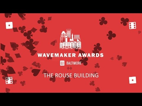 ULI 2015 Wavemaker:  Rouse Bldg