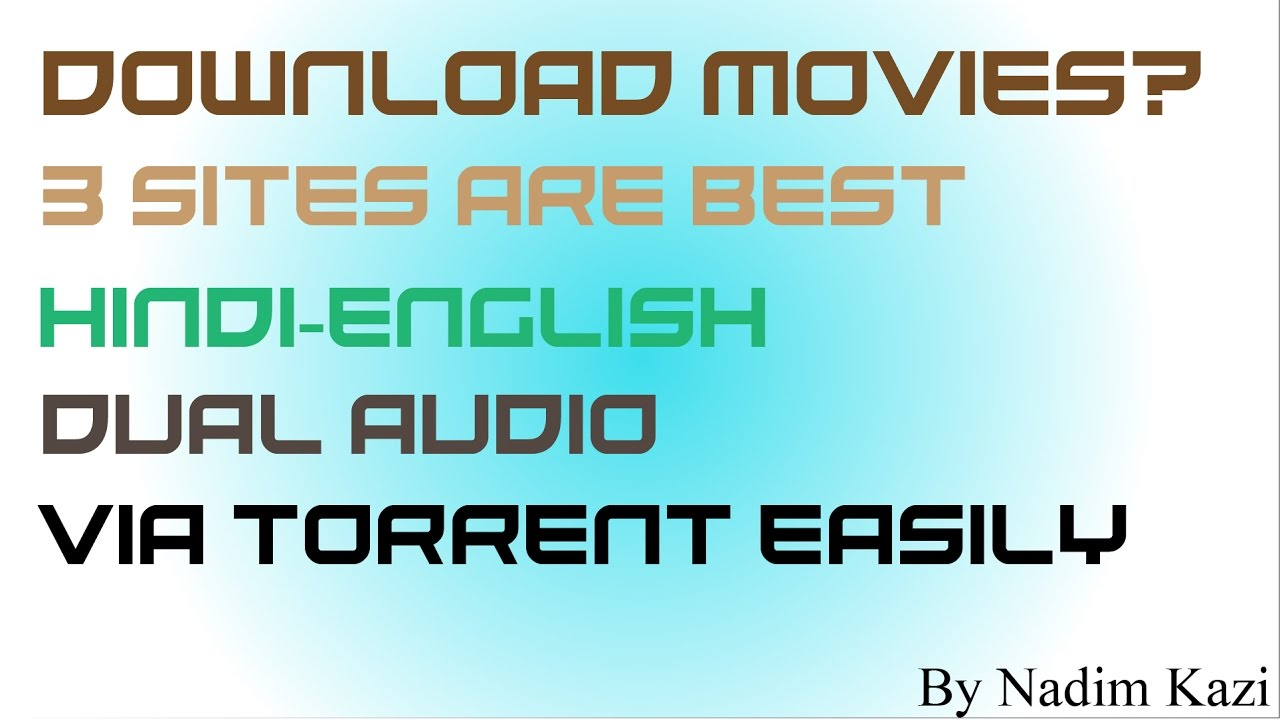 bollywood movies torrent file
