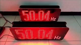 Download Lagu Display Frekuensi Meter PLN Lite Version dengan ALARM dan tanpa ALARM mp3