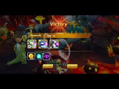 Pocket Arena/Pokeland Legends #415 (World Boss Last Hit) - Android/iOS Gameplay