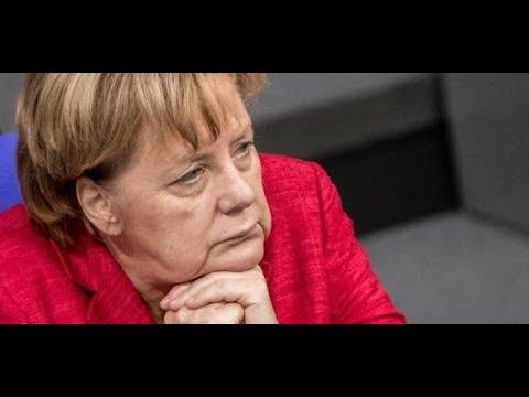 CDU-Bundesvorsitzende: Junge Union in Düsseldorf fordert Merkels Rückzug